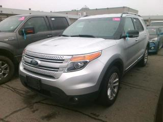 Used 2015 Ford Explorer XLT Navi | Bluetooth | AWD for sale in Brampton, ON