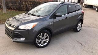 Used 2015 Ford Escape LEATHER NAVIGATION BACK UP CAMERA for sale in Brampton, ON