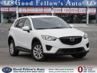 Used 2014 Mazda CX-5 GS MODEL,FWD,SKYACTIVE,NAVIGATION,REARVIEW CAMERA for sale in North York, ON