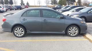 Used 2010 Toyota Corolla S for sale in Woodbridge, ON