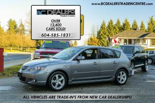 Used 2004 Mazda MAZDA3 GS Hatchback 5-Speed, Excelent Condition, Local! for sale in Surrey, BC