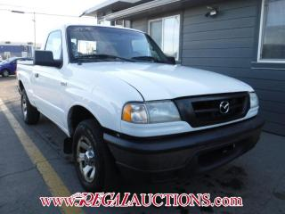 Used 2009 Mazda PICKUP B2300 SX REG CAB for sale in Calgary, AB