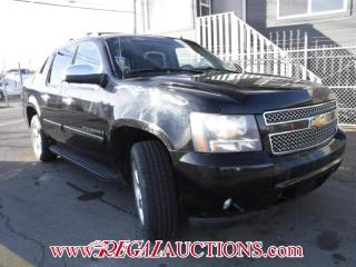 Used 2008 Chevrolet AVALANCHE 1500 LTZ 4D UTILITY for sale in Calgary, AB