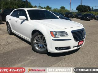 Used 2014 Chrysler 300 Touring | LEATHER | HEATED SEATS for sale in London, ON