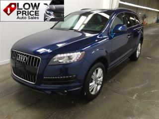 Used 2014 Audi Q7 Navi*PanoramicRoof*BlindSpot*AudiWarranty* for sale in York, ON