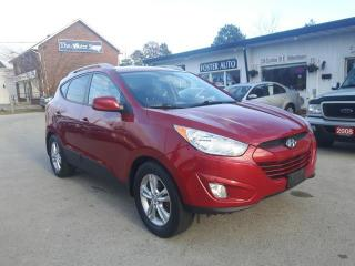 Used 2011 Hyundai Tucson GLS AWD for sale in Waterdown, ON