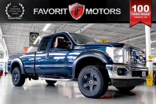 Used 2013 Ford F-250 XLT SUPER DUTY Super Cab 6.2L V-8 4X4 for sale in North York, ON