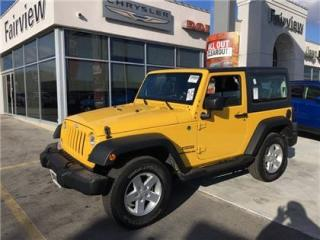 Used 2015 Jeep Wrangler Sport.Auto/Air/Alloys for sale in Burlington, ON