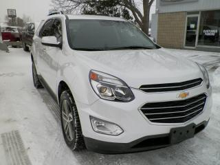Used 2016 Chevrolet Equinox for sale in Owen Sound, ON