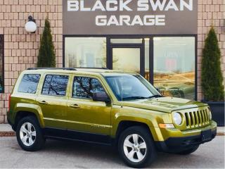 Used 2012 Jeep Patriot Sport North Edition, Rescue Green! for sale in Paris, ON