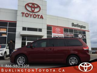 Used 2013 Toyota Sienna XLE US MODEL IN MILES for sale in Burlington, ON