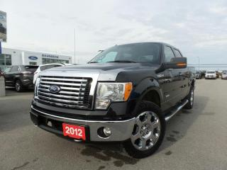 Used 2012 Ford F-150 XLT 3.5L V6 for sale in Midland, ON