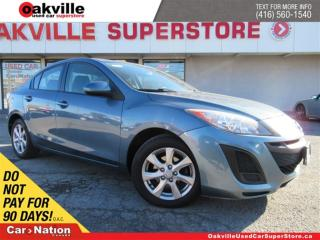 Used 2011 Mazda MAZDA3 GX | KEYLESS ENTRY | CRUISE CONTROL |POWER OPTIONS for sale in Oakville, ON