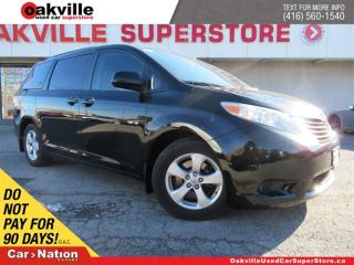 Used 2012 Toyota Sienna LE 8 PASS | B/U CAM | POWER DOORS | DVD PLAYER for sale in Oakville, ON