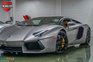 Used 2015 Lamborghini Aventador LP700-4 Roadster for sale in Oakville, ON