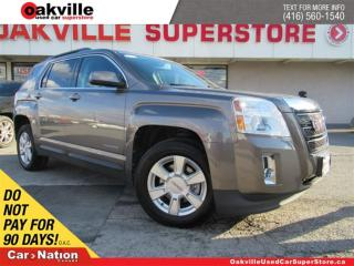 Used 2011 GMC Terrain SLT-1 | AWD | LEATHER | B/U CAM | BLUETOOTH for sale in Oakville, ON