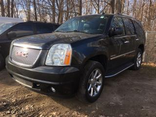 Used 2011 GMC Yukon Denali for sale in Mississauga, ON