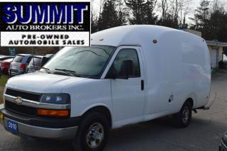 Used 2010 Chevrolet Express 2500 BUBBLE VAN ONE TON for sale in Richmond Hill, ON