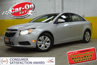 Used 2014 Chevrolet Cruze 1LT AUTO | AIR | CRUISE for sale in Ottawa, ON