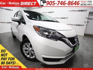 Used 2017 Nissan Versa Note 1.6 SV| BACK UP CAMERA| OPEN SUNDAYS| for sale in Burlington, ON