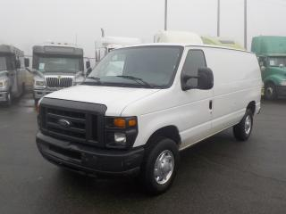Used 2010 Ford Econoline E-250 Cargo Van w/ Bulkhead Divider for sale in Burnaby, BC
