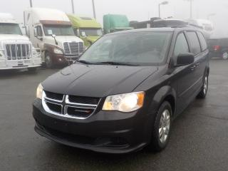 Used 2013 Dodge Grand Caravan SE Stow N' Go 7 Passenger for sale in Burnaby, BC