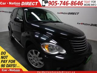 Used 2010 Chrysler PT Cruiser Classic| HEATED SEATS| ONE PRICE INTEGRITY| for sale in Burlington, ON