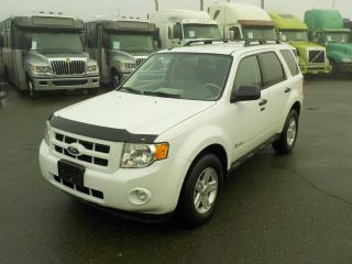 Used 2011 Ford Escape Hybrid 4WD for sale in Burnaby, BC