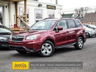 Used 2014 Subaru Forester 2.5i HEATED SEATS, ALL WHEEL DRIVE for sale in Ottawa, ON