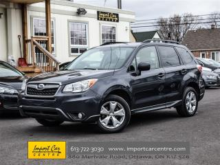 Used 2016 Subaru Forester i Convenience for sale in Ottawa, ON