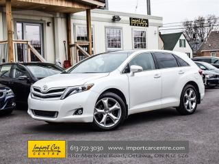 Used 2015 Toyota Venza V6 AWD Limited for sale in Ottawa, ON