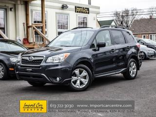 Used 2014 Subaru Forester i for sale in Ottawa, ON