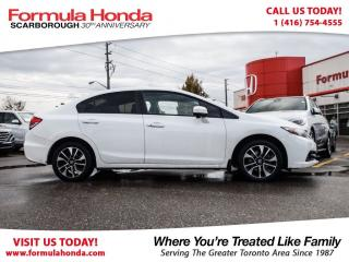 Used 2014 Honda Civic Sedan $100 PETROCAN CARD YEAR END SPECIAL! for sale in Scarborough, ON
