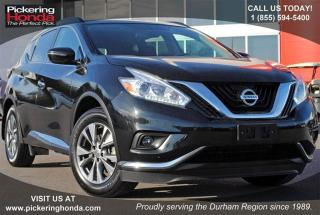Used 2017 Nissan Murano SV AWD CVT for sale in Pickering, ON