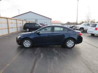 Used 2011 Chevrolet Cruze LS FWD for sale in Cayuga, ON