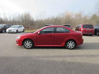 Used 2016 Mitsubishi LANCER  FWD for sale in Cayuga, ON