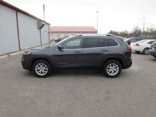 Used 2016 Jeep CHEROKEE NORTH 4X4 for sale in Cayuga, ON