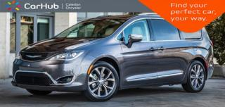 New 2018 Chrysler Pacifica New Car Touring-L|Navi|DVD|Parallel Parking|R-Start|360 Backup Cam|Bluetooth|17