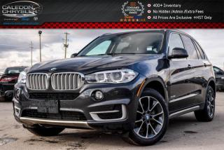 Used 2017 BMW X5 xDrive35i|Navi|Pano Sunroof|Bluetooth|Backup Cam|Leather|Heated Front Seats|19