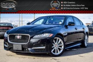 Used 2017 Jaguar XF 35t R-Sport|AWD|Navi|Sunroof|Backup Cam|Bluetooth|Heated Front Seats|19