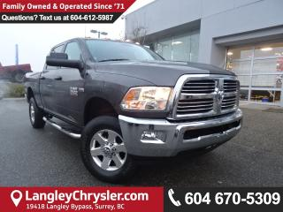 Used 2015 Dodge Ram 2500 SLT *ACCIDENT FREE*ONE OWNER*LOCAL BC TRUCK* for sale in Surrey, BC