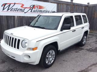 Used 2010 Jeep Patriot SPORT for sale in Stittsville, ON