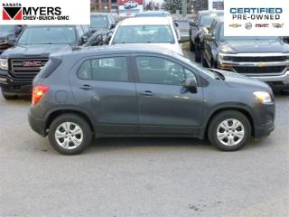 Used 2016 Chevrolet Trax FUN TO DRIVE, ECONOMICAL SUV for sale in Ottawa, ON