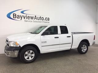 Used 2016 Dodge Ram 1500 ST- 4x4|QUAD|ALLOYS|TOW/HAUL|A/C|CRUISE|5500 KM! for sale in Belleville, ON