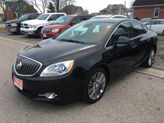 Used 2014 Buick Verano T-TYPE  TURBO, NAV., ROOF for sale in Belmont, ON