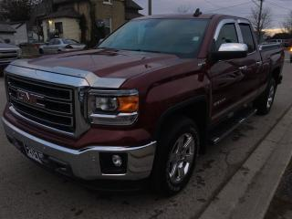 Used 2015 GMC Sierra 1500 SLT  LEATHER, NAVIGATION. for sale in Belmont, ON