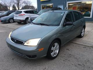 Used 2006 Ford Focus SES  ZX5 for sale in Belmont, ON