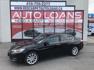 Used 2013 Honda Accord Touring TOURING-ALL CREDIT ACCEPTED for sale in Scarborough, ON