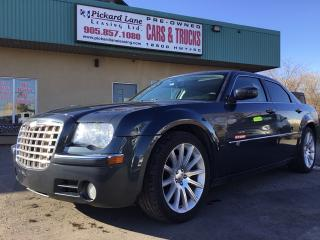 Used 2008 Chrysler 300C $214.88 BI WEEKLY! $0 DOWN! SRT PACKAGE! 5.7L V8! FACTORY NAVIGATION! ENTERTAINMENT CENTER! for sale in Bolton, ON