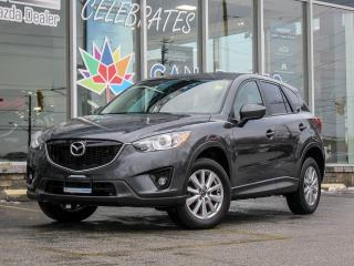 Used 2014 Mazda CX-5 GS/ AWD/ BLIND SPOT MONITORING/ REAR CAMERA/ HEATER SEAT... BALANCE OF 7 YEARS MAZDA WARRANTY/ 0% FINANCE for sale in Scarborough, ON